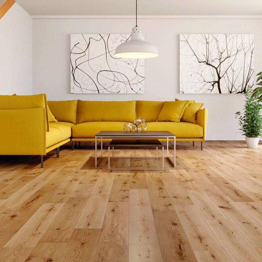 Solid Wooden Flooring Dubai