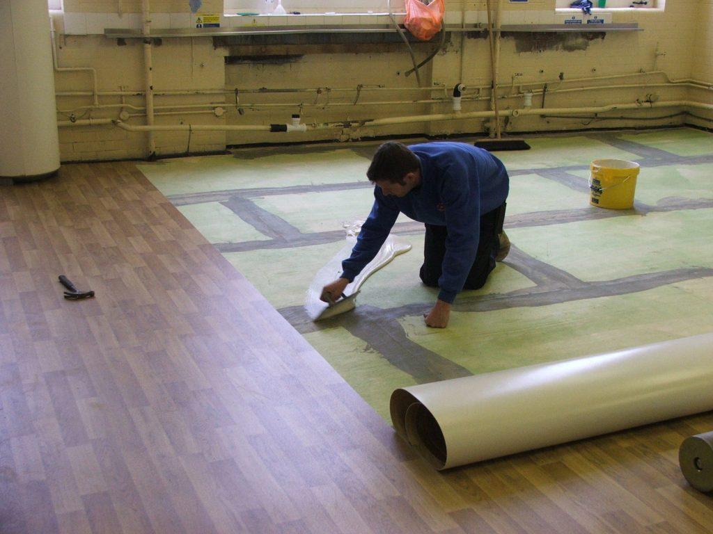 Factories Vinyl In Flooring Dubai