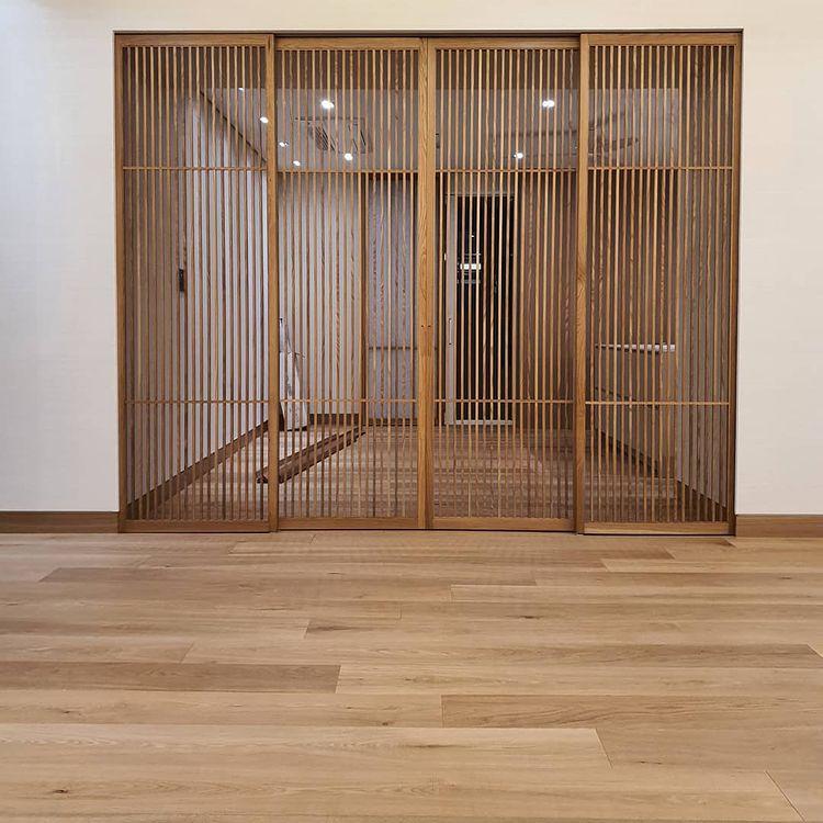 Elegant Wooden Flooring In Dubai