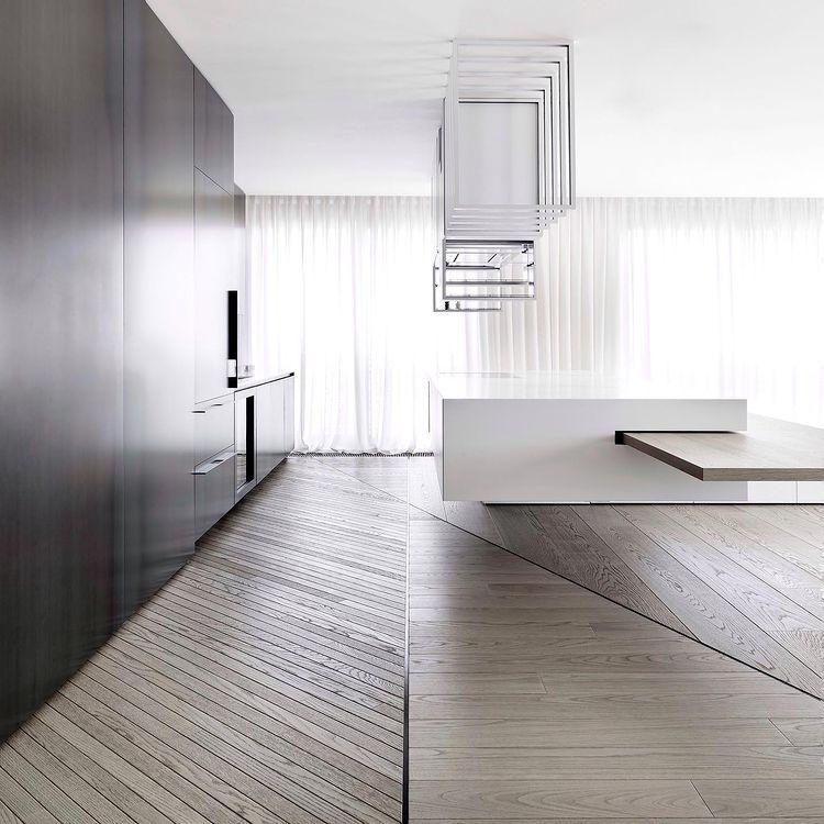 Fine Quality Timber Flooring Dubai