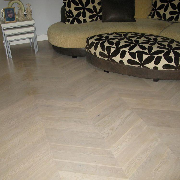 Parquet Strip Flooring In Dubai