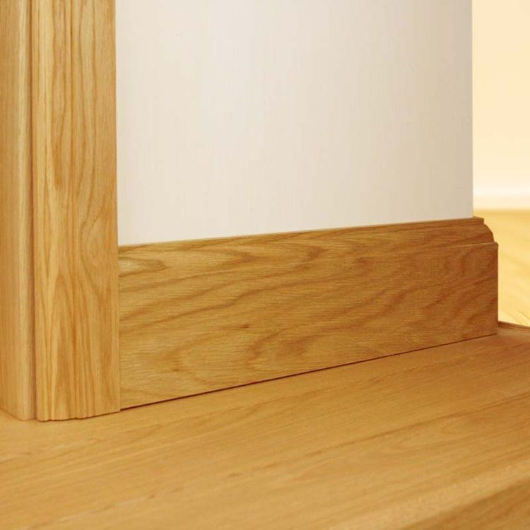Trendy Wooden Skirting Dubai design 2021