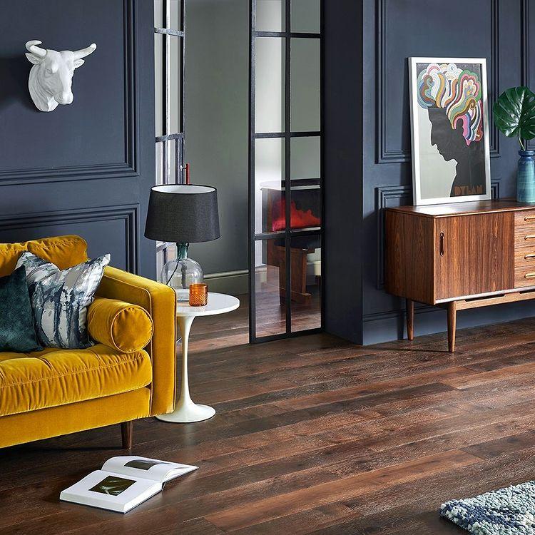 Trendy Floor Dubai designs of Solid Wooden Flooring 2021