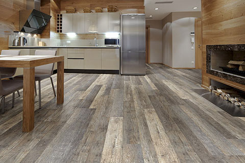 Trendy Floor Dubai designs of Kitchen Vinyl Flooring 2021