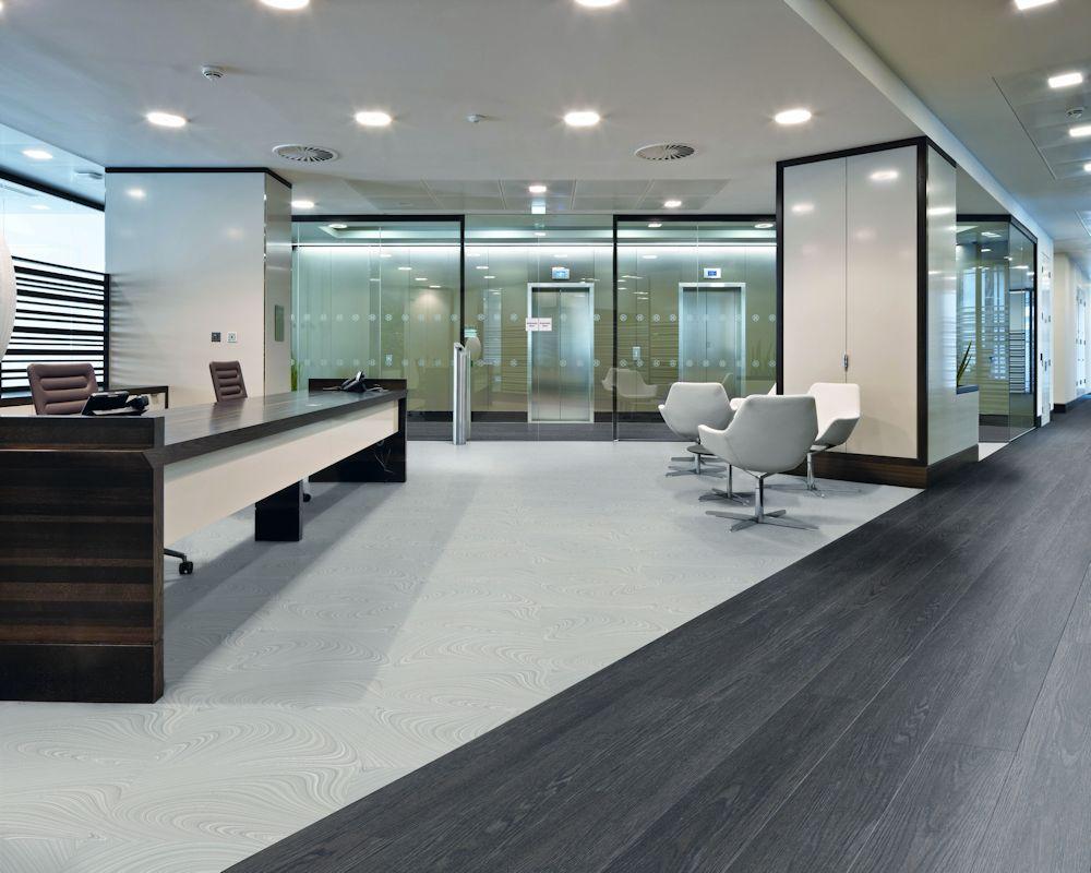 Trendy Office Vinyl Flooring Dubai